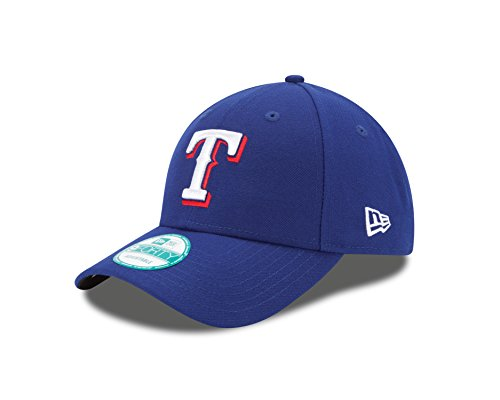 New Era Herren Kappe 9Forty Texas Rangers, Blau, OSFA, 10982649