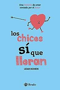 Los chicos sí que lloran par Leah Konen