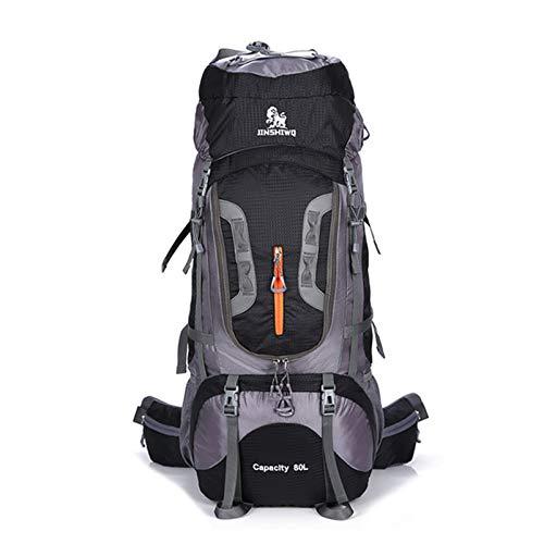 GOLDGOD Multifunctional Hiking Backpack, 80L Large Capacity Trekking...