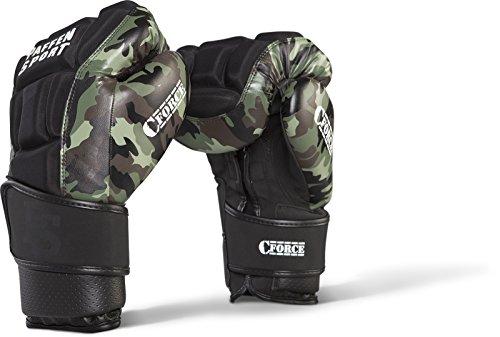 Paffen Sport C-Force Boxsack-Handschuhe; Camouflage/schwarz; GR: L/XL