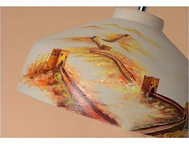 Moderne kroonluchters plafondlampen Hanger Cafe Restaurant Bar tekening Cement kroonluchter 3C ce Fcc Rohs voor woonkamer slaapkamer