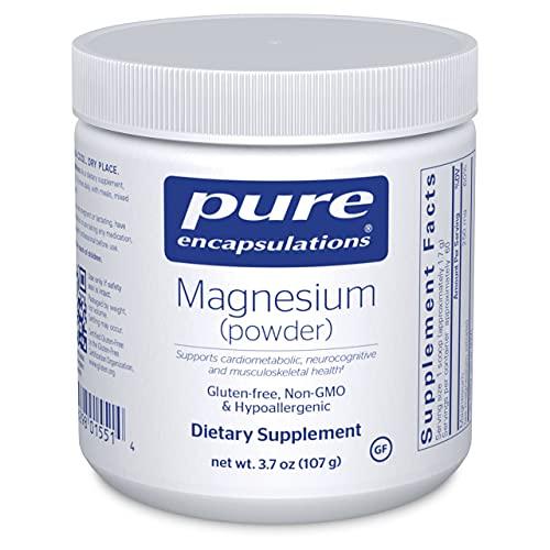Pure Encapsulations - Magnesium (Powder) -...