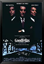 buyartforless Work FRAMED Martin Scorsese's Goodfellas - Three Decades of Life in The Mafia 36x24 Movie Art Print Poster, ...