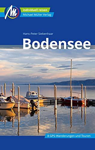 Bodensee Reiseführer Michael Müller Verlag: Individuell reisen mit vielen praktischen Tipps. (MM-Reiseführer)