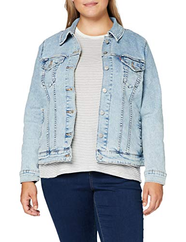 Levi\'s Plus Size Damen Pl Original Trucker Jacket, All Mine Plus, 3 Xx