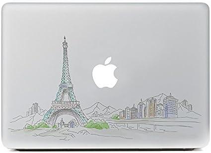 Vati Foglie swing smontabile della ragazza della decalcomania del vinile autoadesivo della pelle Art nero per Apple Macbook Pro Air Mac 1315 pollici//13 Unibody 15Laptop Inch