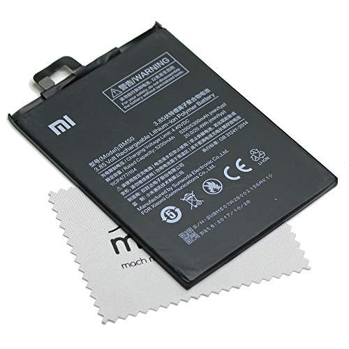 Batería para Xiaomi Original BM50 para Xiaomi Mi Max 2 + paño mungoo
