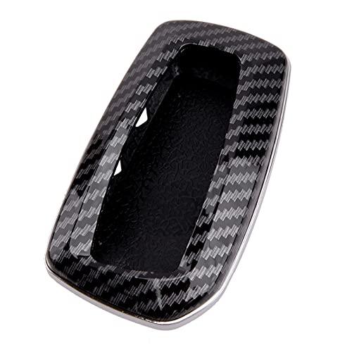 YFQH Estilo de Fibra de Carbono Estilo Caja de Cubierta de cáscara de cáscara de cáscara Abdominales Adecuado BMW 1 2 3 5 6 7 Serie X3 X4 M2 M3 M3 M5 M6