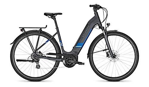 "Kalkhoff Entice 3.B Move Bosch 400Wh Elektro Fahrrad 2020 (28\"" Wave S/45cm, Phantomgrey Matt)"