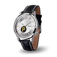 Rico Sparo WTICO6001 MLB Pittsburgh Pirates Icon Watch