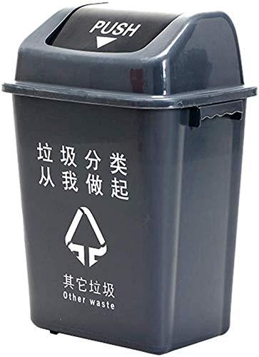 La Mejor Lista de Botes de plastico para basura comprados en linea. 12