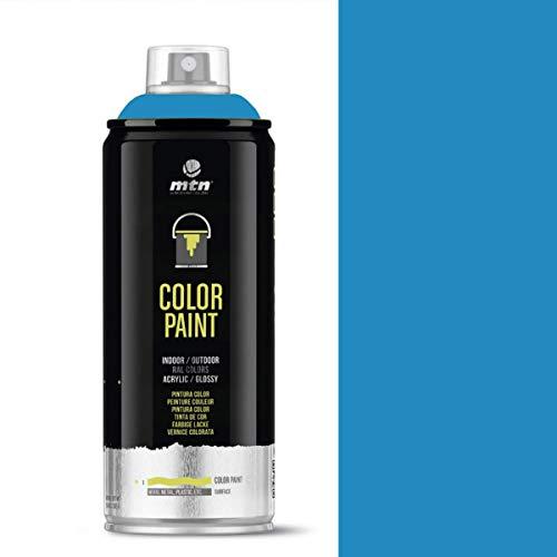 MTN PRO Color Paint - RAL-5015 - Pintura en spray azul cielo (400 ml)
