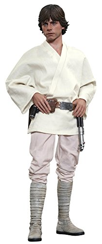 Hot Toys Star Wars Episode IV A New Hope Luke Skywalker Sixth Scale Action Figure -  SS902436