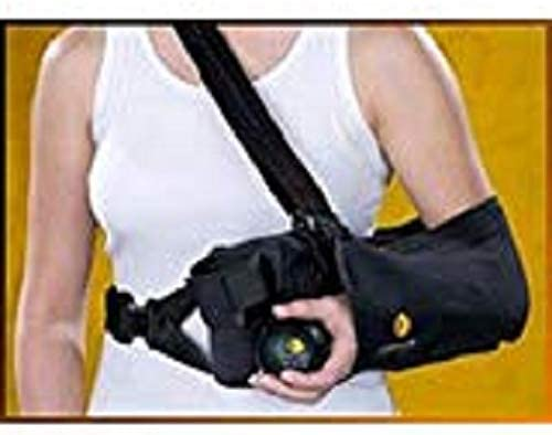 Deluxe Corflex Shoulder Abduction Pillow W Super popular specialty store Sling Hip Large Fore 36-42
