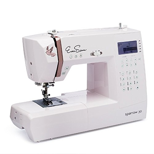 Buy Bargain Sparrow 30 Sewing Machine Bundle with Big EverSewn Starter Kit