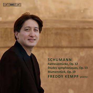 Schumann: Fantasiestücke - Études symphoniques - Blumenstück