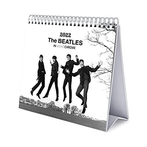 Official The Beatles Calendar 2022 - Desktop Calendar 2022 The Beatles Desk...