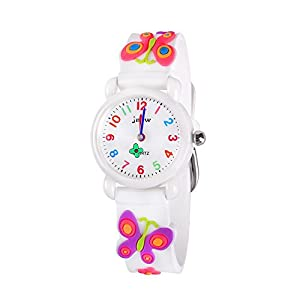 Dodosky Birthday Present for Girls Age 3-11, Kids Watch Age 3-8 Toys for 5-11 Year Old Girl Xmas Stocking Stuffers for Kids