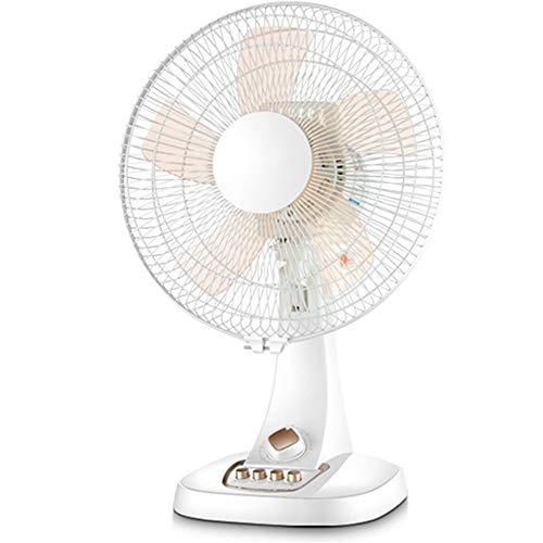 Qi Peng Elektrische vloerventilator, tafelventilator, tafelventilator, tafelventilator, tafelventilator, thuis, studentenhuis, slaapkamer, kantoor, verticale ventilator, 220 V-45 W