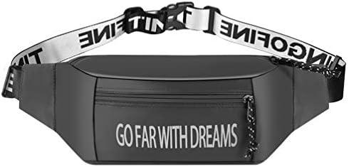 Waist Pack Water Resistant Slim Running Belt Phone Holder Waist Bag Fanny Pack Runners Outdoor product image