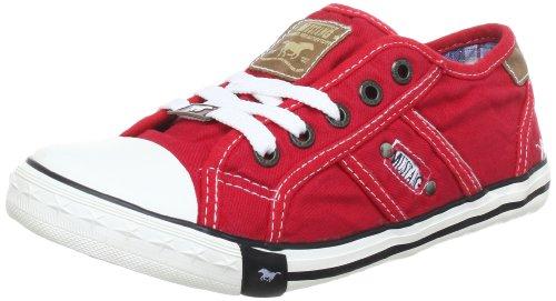 MUSTANG Unisex Kinder 5803-305 Sneaker, Rot (5 rot), 39 EU
