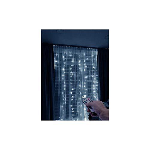USB Led String Lights Nieuwjaar Garland Gordijn Op Het Raam Afstandsbediening Fairy Licht voor Home Slaapkamer Decoratie Verlichting