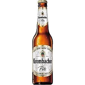 """クロンバッハ ピルス Krombacher Pils 瓶 [ ドイツ 330mlx24本 ]"""""""