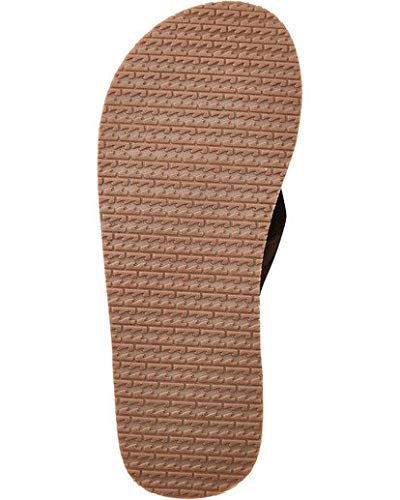 Billabong Men's All Day Leather Sandals Brown 12/45