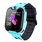 Kids Smart Watch for Boys Girls - HD Touch Screen Sports Smartwatch Phone with Call Camera Games Recorder Alarm Music Player for Children Teen Students