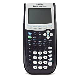 the TI-84 plus graphing calculator