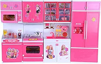 Raawan Dream Modern House Kitchen Set for Kids(Colors and Models May Vary)