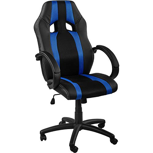 Maxstore RACEMASTER Racing Bürostuhl GS Series Stripes Gaming Chair Gamer Stuhl in 20 Varianten...