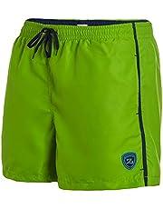Zagano Zwembroek voor heren, jongens, zwembroek, sportbroek, kort, S-6XL, gemaakt in de EU