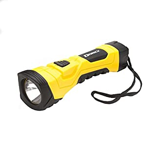 Dorcy 190-Lumen CyberLight Durable LED Flashlight with True Spot Reflector, Yellow (B002OOZERY) | Amazon price tracker / tracking, Amazon price history charts, Amazon price watches, Amazon price drop alerts