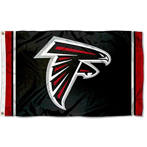 WinCraft Atlanta Falcons Large 3x5 Flag