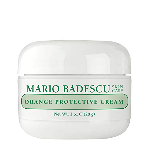 Mario Badescu Orange Protective Cream - For Combination/ Dry/ Sensitive Skin Types 29ml