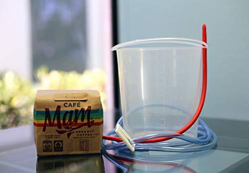 BPA Free Enema Kit with 1/2 LB Organic Enema Coffee by Cafe Mam - Best Deal