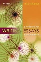 Best method for writing essays about literature Reviews