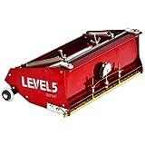 10-Inch Flat Box - LEVEL5 | Pro-Grade | Easy Clean | Drywall Sheetrock Gyprock Wallboard Finishing | 4-765
