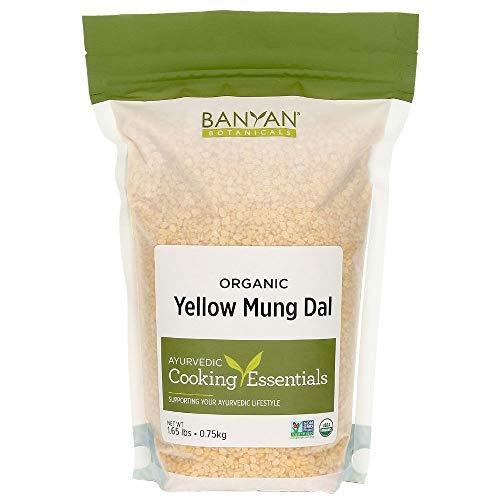 Split Yellow Mung Beans