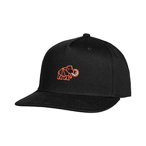 Mammut Mountain Baseballkappe, Black, S-M