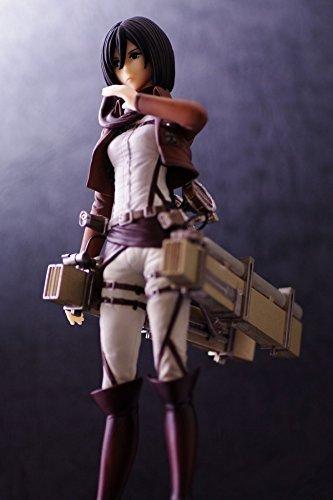 Attack on Titan MIKASA Ichiban Kuji L 3D Maneuver Gear Figure Banpresto 18CM