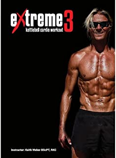 Extreme Kettlebell Cardio Workout 3