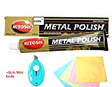 75ml Autosol Metal Polish for all Metal Gold Siliver Brass more