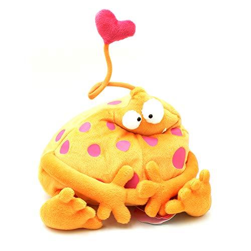 extraZoo Love Monster Plüsch Plüschtier Stoffmonster Kuschelmonster Plüsch Kuscheltier