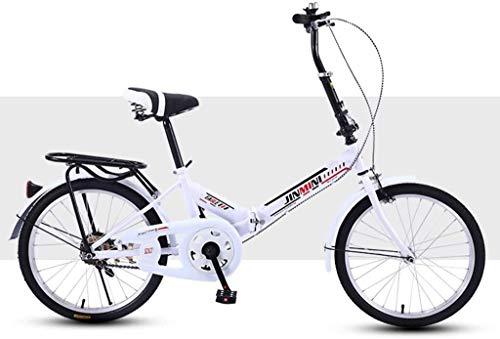 Fahrrad Faltrad Folding Fahrrad Mountainbike Erwachsener Stoßdämpfer Fahrrad Student Single Speed Bicyclee Leichte