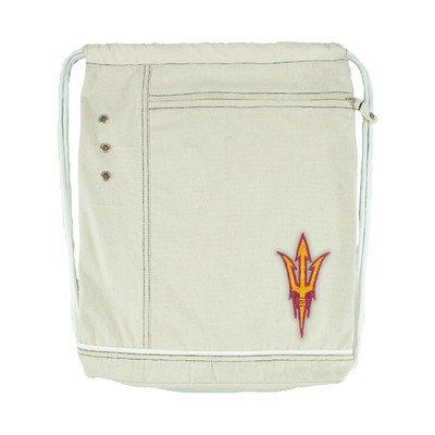NCAA Arizona State Sun Devils Old School Cinch Backpack