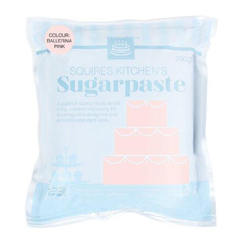 Squires Kitchen - Pasta di zucchero Squires Kitchen rosa delicato (ballerina pink)250 gr