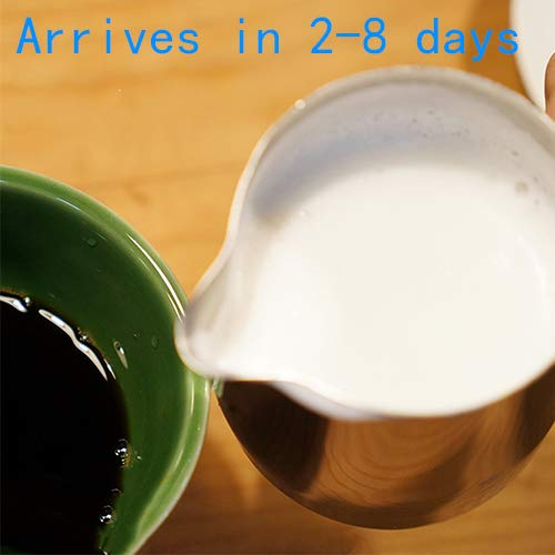 Melkschuimende Pot, Scherpe Mond Verdikte Melkschuimende Pot, Professionele Koffiemachine Melkbeker Ware