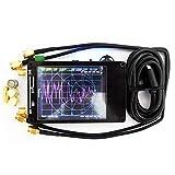 Zytang Analizador de Antenas analizador de Red de vectores de Vector de Onda Corta MF HF VHF Control de PC Software Pantalla táctil 50kHz ~ 300MHz